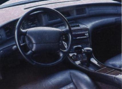 Michael Sprague's 1995 Mark VIII