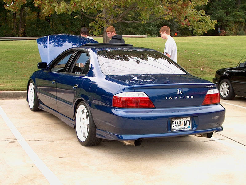 Acura Tl Type S Honda Inspire Forum And Car Forums