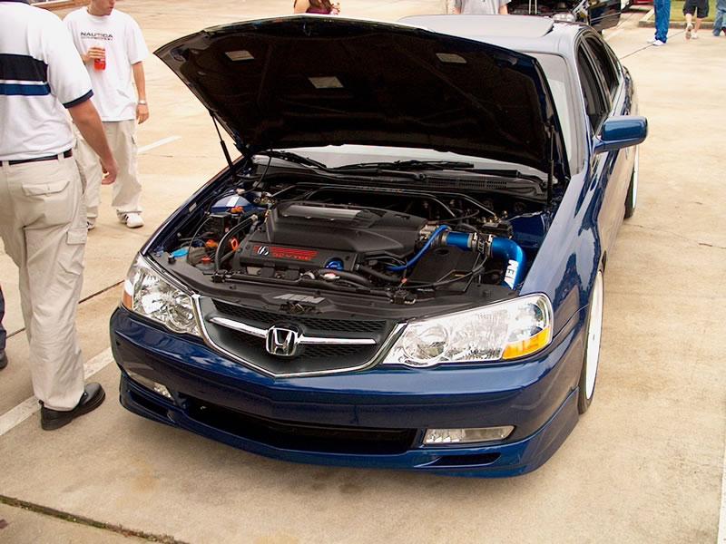 2003 acura cl turbo